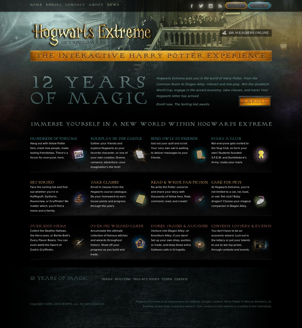Hogwarts Extreme | The Interactive Harry Potter Experience