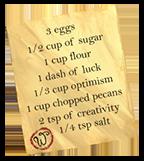 Molly's Recipe