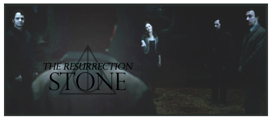 Harry Potter Until The Very End Quote Quora: The Resurrection Stone
